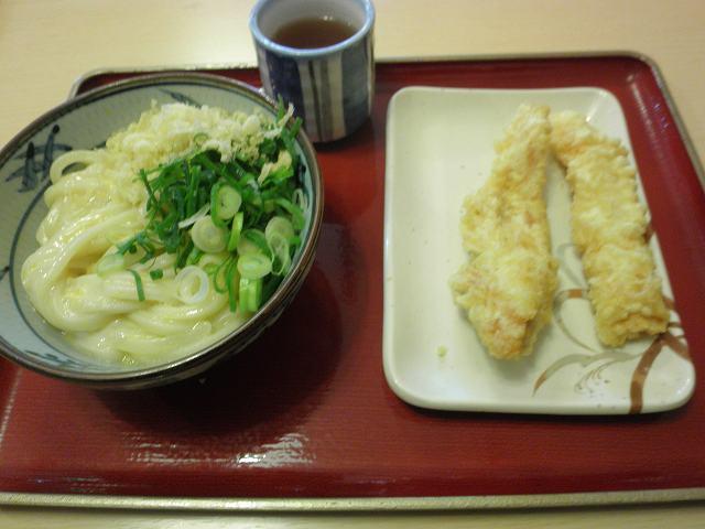 金比羅製麺     川西多田店_c0118393_12153755.jpg