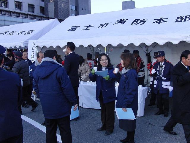 富士市消防出初式_f0141310_6533539.jpg