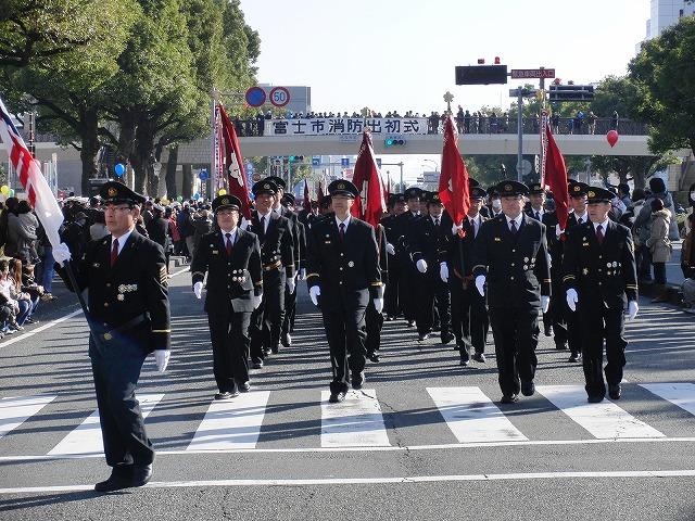 富士市消防出初式_f0141310_6554999.jpg