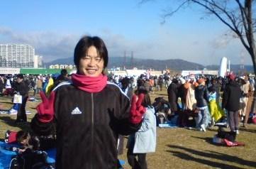 ひらかたハーフマラソン参加!_a0059812_23295714.jpg