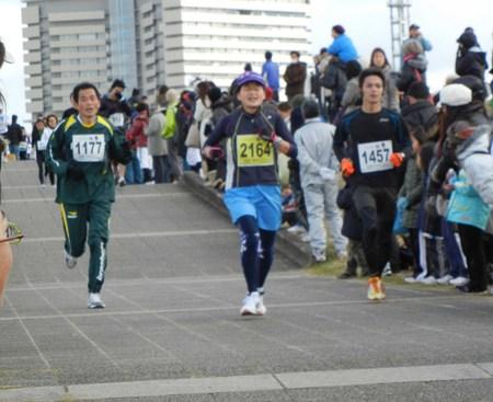 ひらかたハーフマラソン参加!_a0059812_23355037.jpg