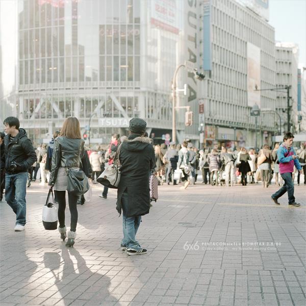 SHIBUYA ハチ公前…_e0117517_22104891.jpg