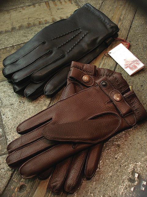 [DENTS] GLOVES[DEERSKIN] MADE IN ENGLAND !!_a0132147_022549.jpg