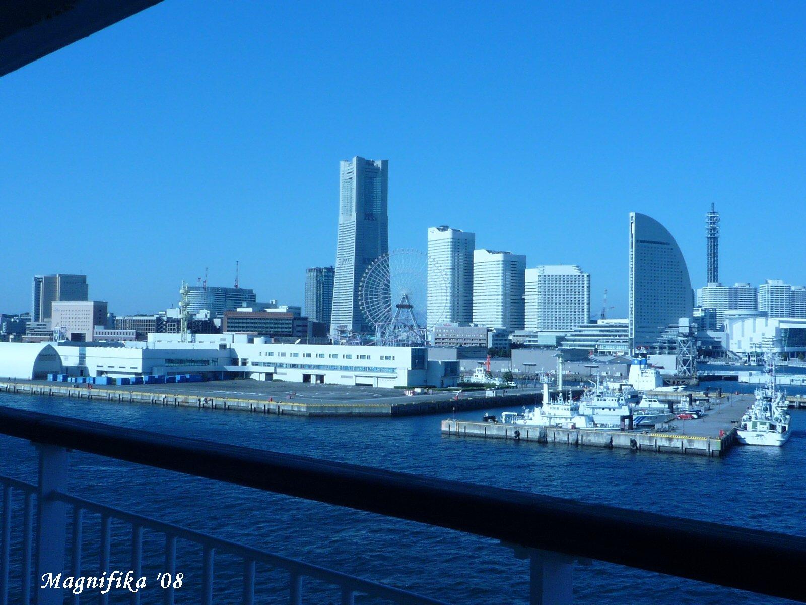 ぱしふぃっく びいなす Pacific Venus cruise report-10 Back to Yokohama_e0140365_19482174.jpg