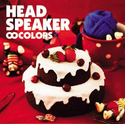 2011年ガールズポップ最注目株のHEAD SPEAKERが2ndアルバム『∞COLORS』をリリース!_e0197970_2350475.jpg