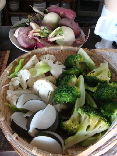 本日のお野菜_a0195373_23524948.jpg