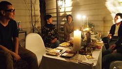 <素敵なガーデンパーティー> _b0207676_17424182.jpg