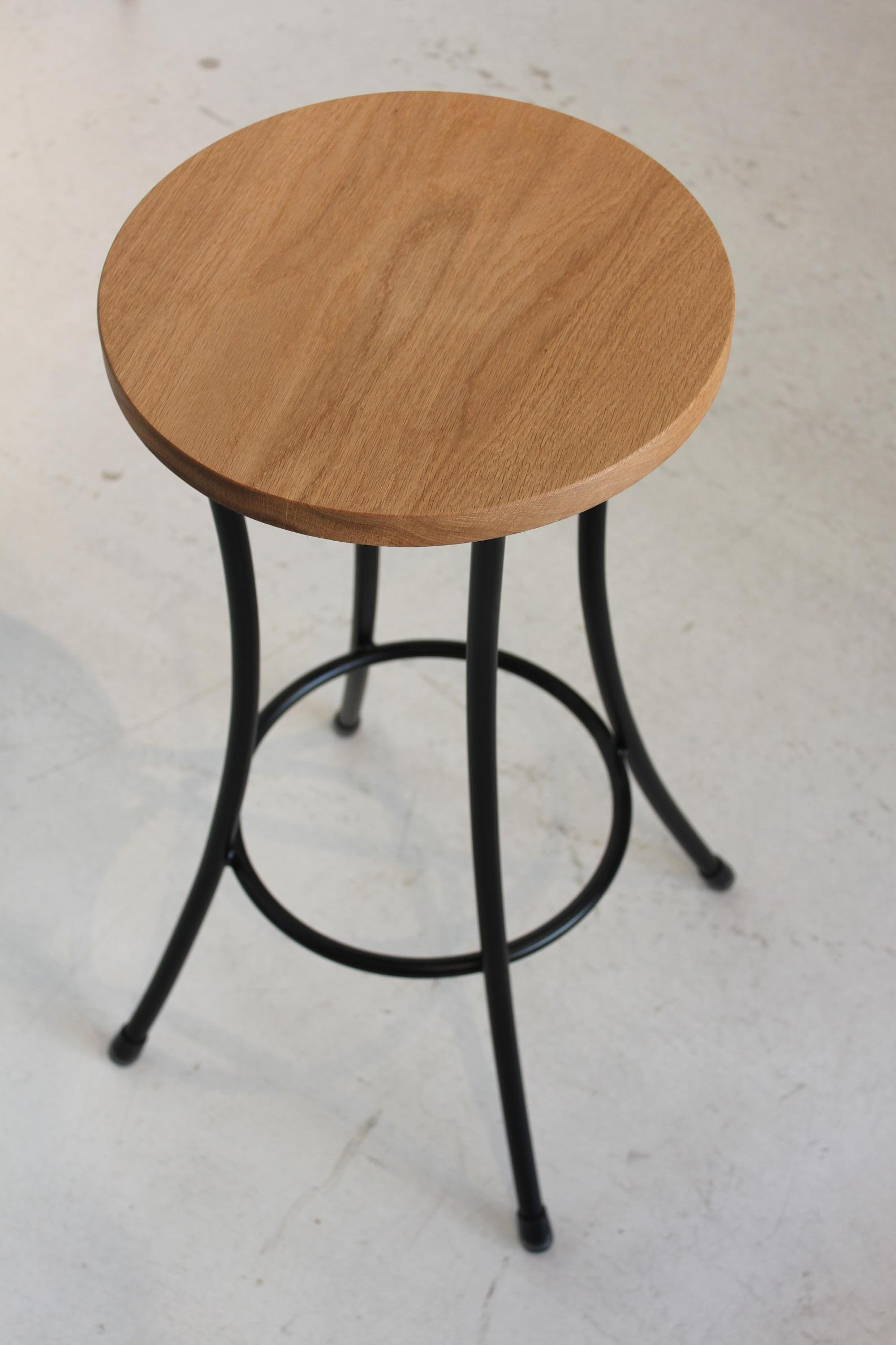 NS IRON COUNTER & NS IRON STOOL_c0146581_23271447.jpg