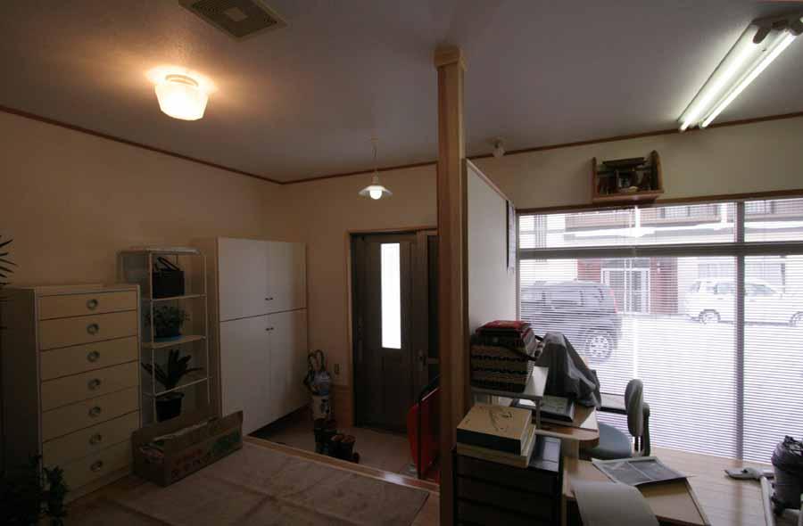 「住宅リフォーム緊急支援事業」  H邸 滑良子の家_f0150893_1910095.jpg