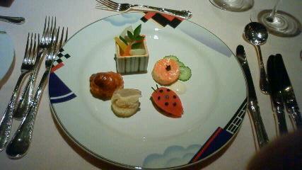 ウラクアオヤマ料理長最後の大晩餐会_f0208202_052012.jpg