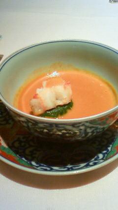 ウラクアオヤマ料理長最後の大晩餐会_f0208202_053141.jpg