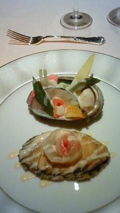ウラクアオヤマ料理長最後の大晩餐会_f0208202_0582924.jpg