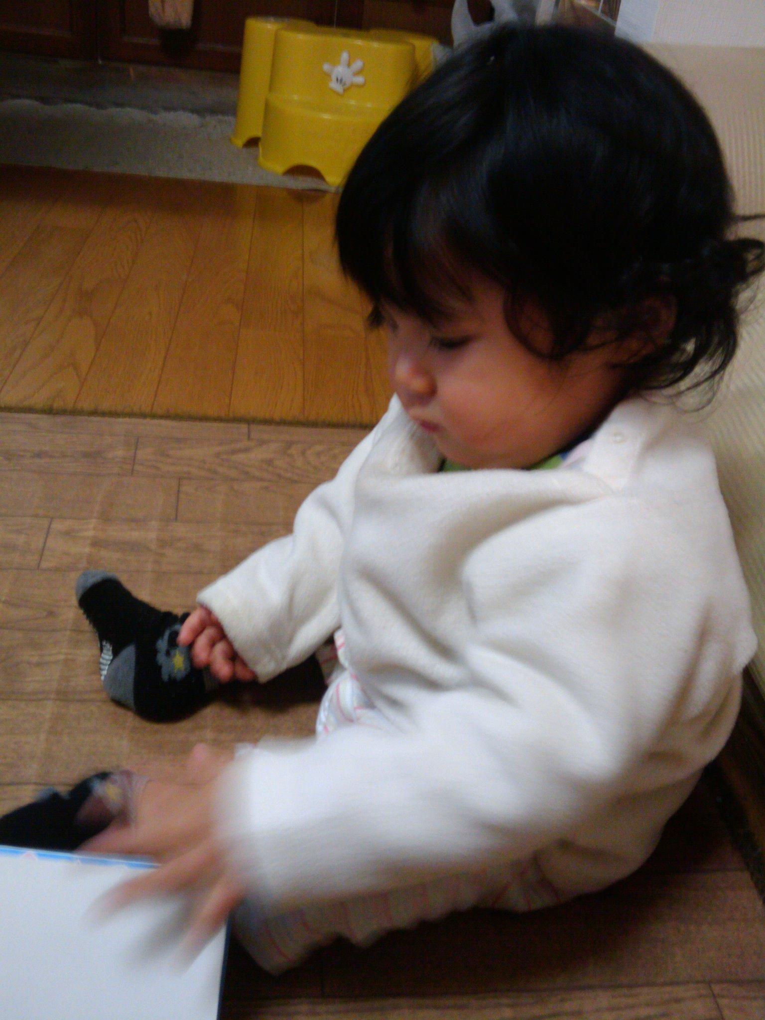 息子の1歳の誕生日に思うこと--Hope(希望)の持てる社会_e0123104_741322.jpg