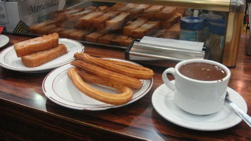 1 ano de saudade... Café da manhã em Madrid (Espanha)_b0032617_11461927.jpg