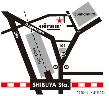 某有名画伯によるポスター☆開運パーティー☆_b0032617_1535947.jpg