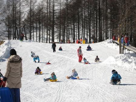 雪遊び_f0146620_2222485.jpg