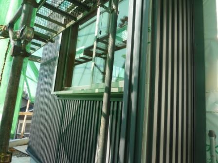 外壁ガルバリウムその2_c0152341_2025598.jpg
