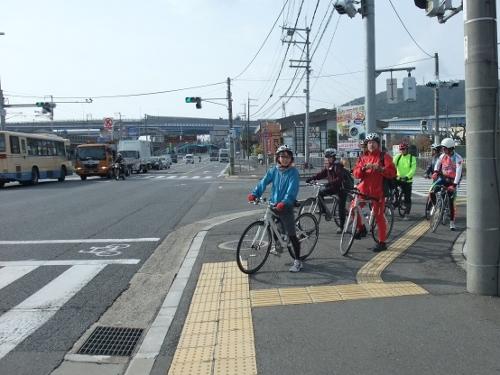 秋のサイクリング~八幡市・流れ橋 往復75km~_d0174462_10242230.jpg