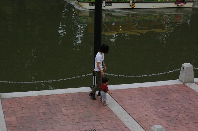 マラッカ紀行(その4) マラッカ川の恐怖編_a0186568_42661.jpg