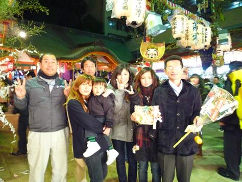 2011年 えべっさん詣_e0123286_20285324.jpg