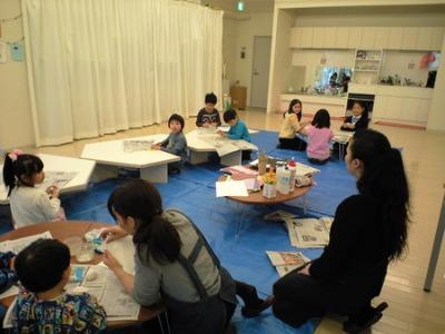 干支の置物~松井山手教室~_f0215199_142077.jpg