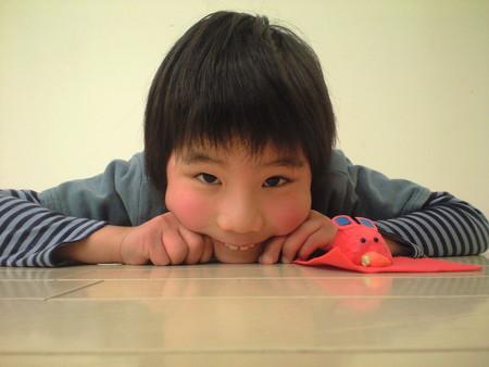 干支の置物~松井山手教室~_f0215199_15404951.jpg
