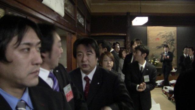 水沢青年会議所 新年初顔合わせ_e0075103_11431572.jpg