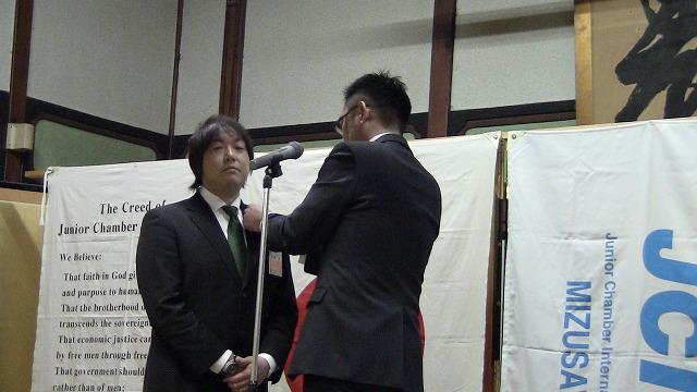 水沢青年会議所 新年初顔合わせ_e0075103_11534045.jpg