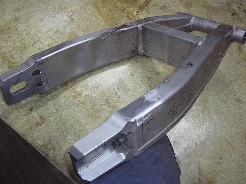 ZEPHYR1100 フルコンプリート車両製作 NO5_d0038712_20272011.jpg