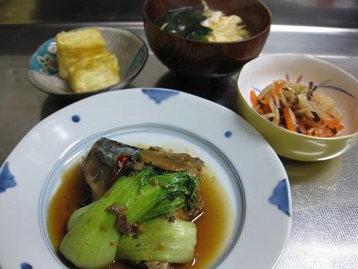 鯖の味噌煮♪_f0116812_918688.jpg