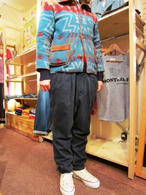 """Westwood Outfitters \""""リラックスサルエルパンツ\""""_f0191324_123070.jpg"""