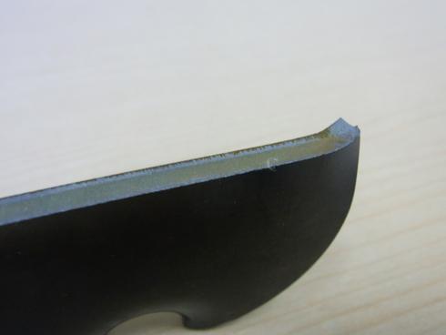 アンチスリップ鋼板のウォータージェット切断_d0085634_2057174.jpg