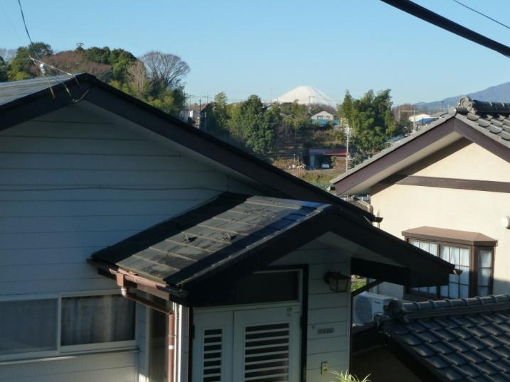 富士山が見える現場☆_c0152341_21393892.jpg