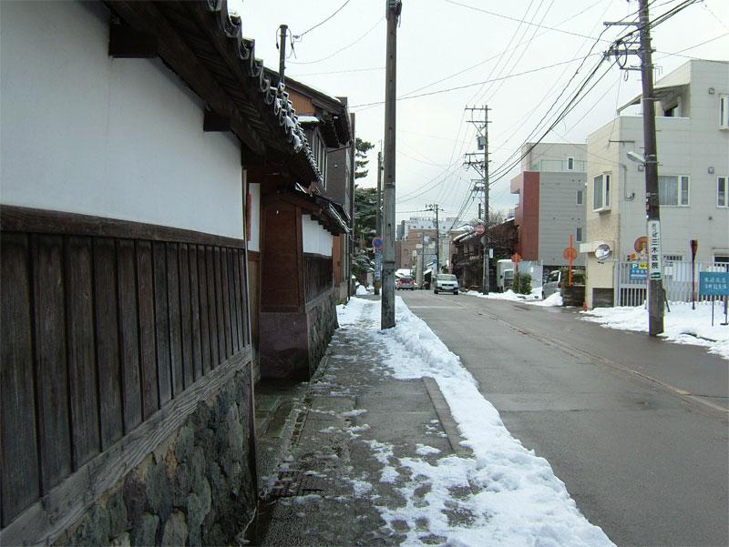 雪見ジョギング♪_c0110051_1074680.jpg