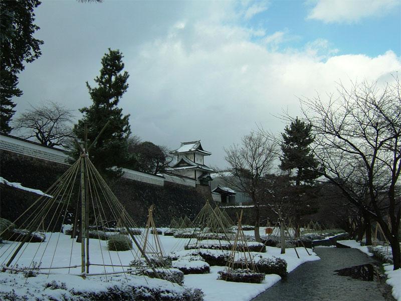 雪見ジョギング♪_c0110051_108445.jpg