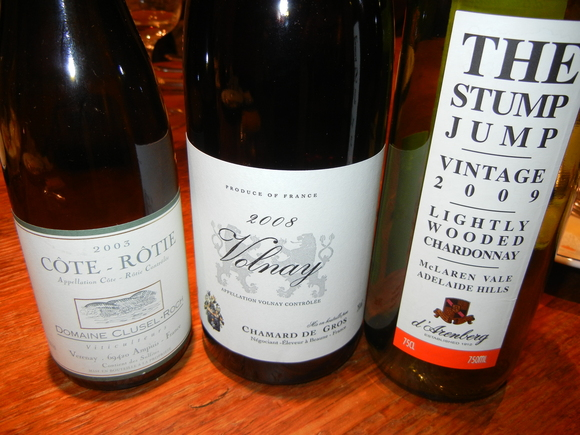 2011年1月13日(木)素敵な「ランチとワインの会」_f0060461_21524345.jpg