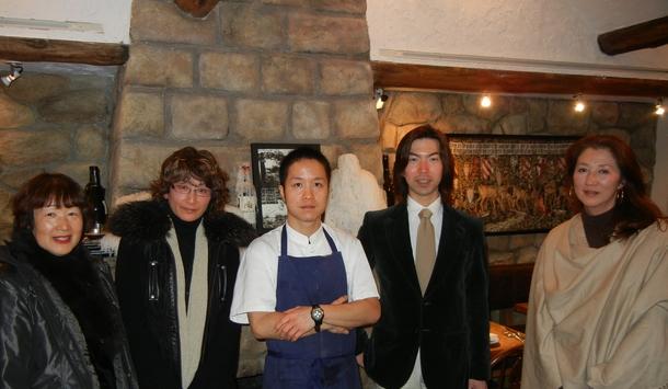 2011年1月13日(木)素敵な「ランチとワインの会」_f0060461_2273213.jpg