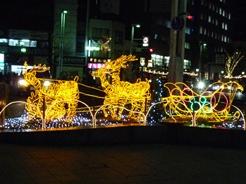 名古屋駅の風景_e0195766_1372627.jpg