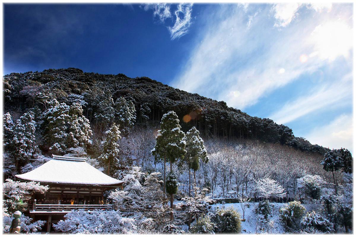 雪景色 <清水寺>_f0021869_224932100.jpg
