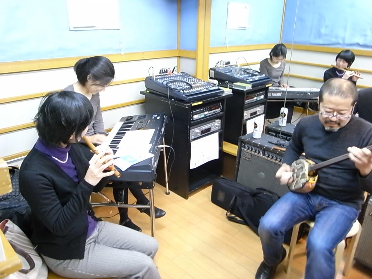 沖縄バンド・テーゲーズ初練習_d0122797_22372472.jpg