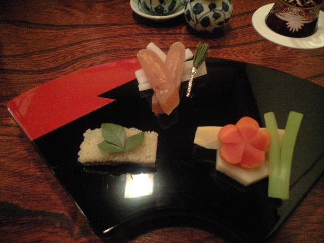 梅市 1-鯛かぶらと器と日本料理!―_a0194908_19491155.jpg
