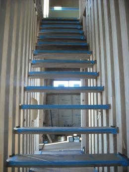 S様邸の階段_e0149215_1428297.jpg