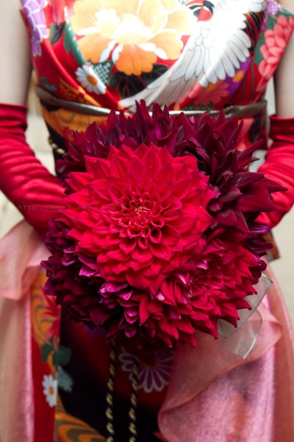 新郎新婦様からのメール シェ松尾青山サロン様の装花_a0042928_1413985.jpg