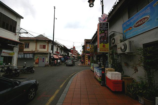 マラッカ紀行(その6) 街歩きPart1_a0186568_053542.jpg