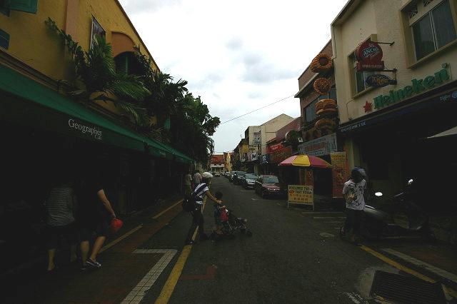 マラッカ紀行(その6) 街歩きPart1_a0186568_0571036.jpg