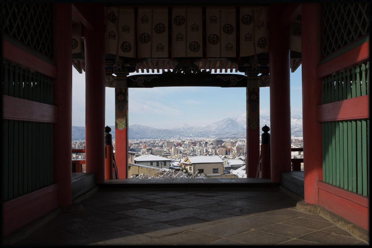 雪景色 <清水寺>_f0021869_2157394.jpg