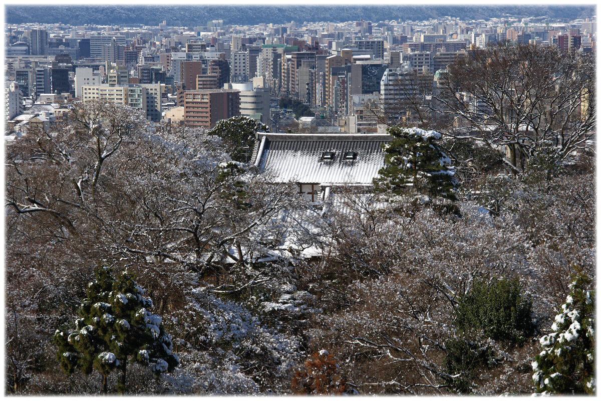 雪景色 <清水寺>_f0021869_2224636.jpg