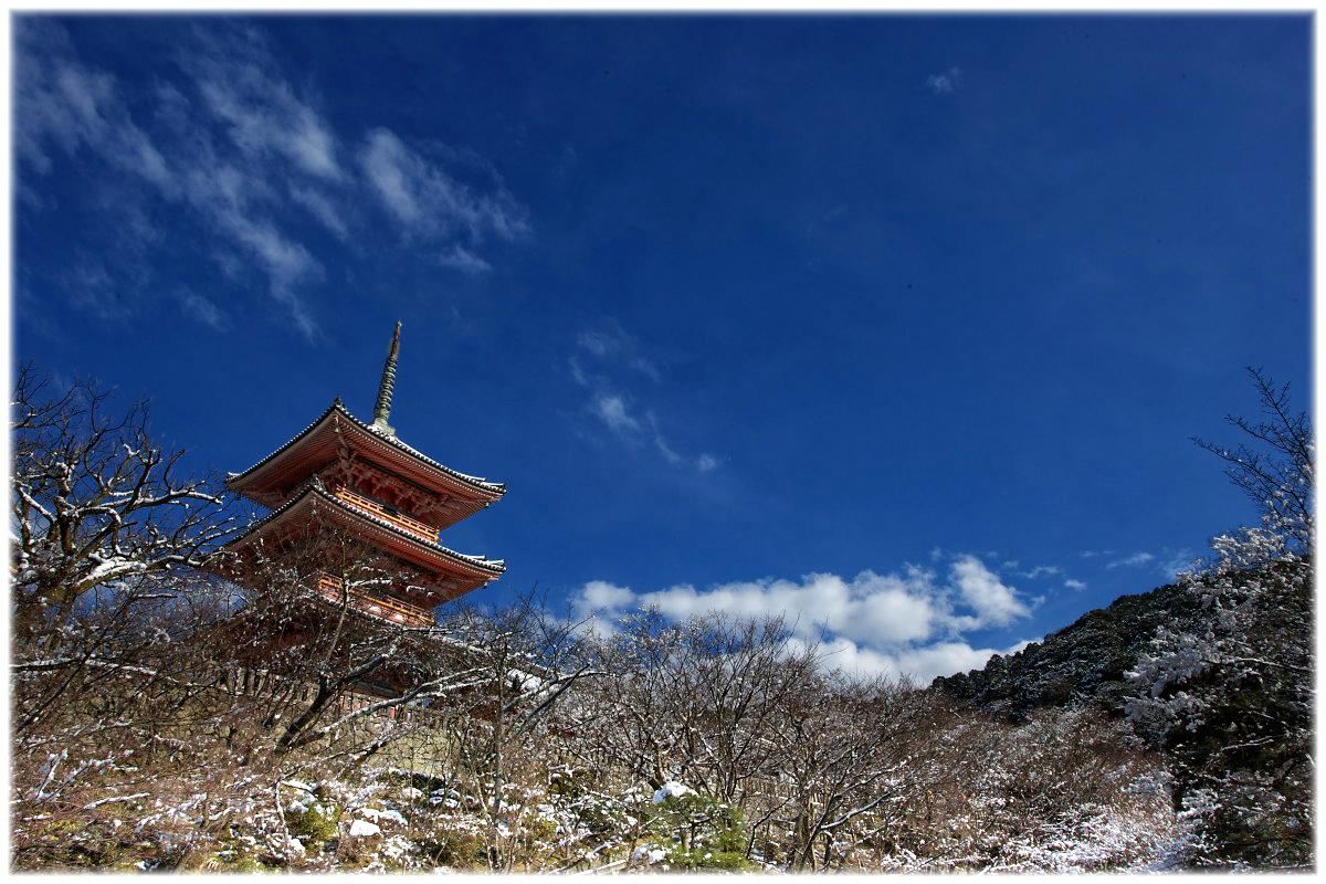 雪景色 <清水寺>_f0021869_2241075.jpg