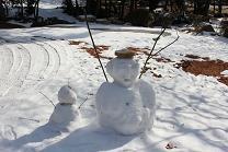 雪の道,北国ではありません_e0175370_15281625.jpg