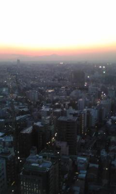 世田谷夕焼けタイム_e0149596_1774681.jpg